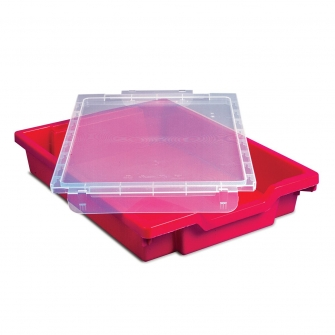 Clear Translucent Tray Lid