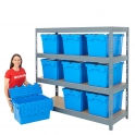 Clearance Shelving Combo Bin Kits