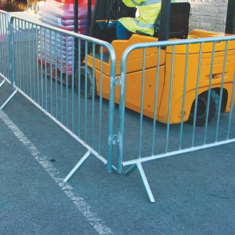 Crowd Barriers