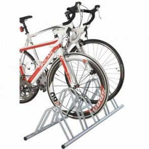 Dual Height Bike Stands