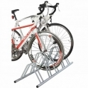 Dual Height Cycle Racks