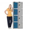 Fast Delivery Lockers Four Door