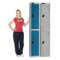 Fast Delivery Lockers Two Door