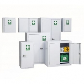 First Aid Supply Cabinets