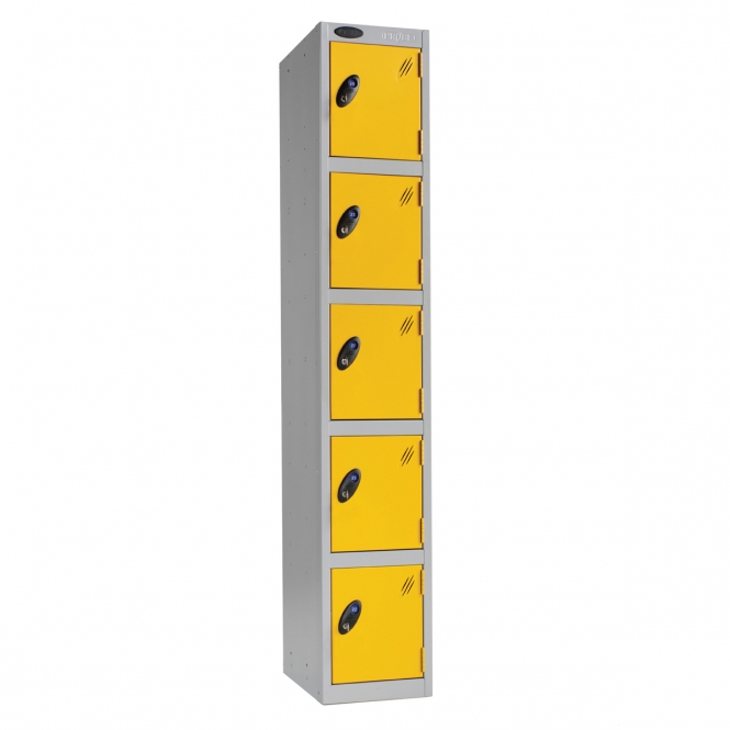 Five Door Lockers 305mm Deep