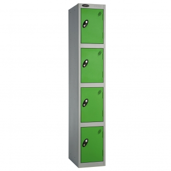 Four Door Lockers 460mm Deep