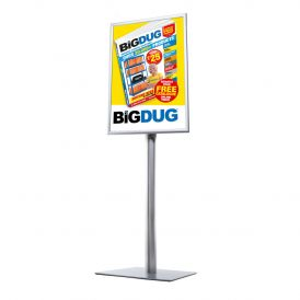 Freestanding Poster Display Boards Large