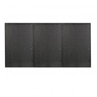 Garage Storage Cabinet System - Pegboard Panel Set