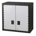 Garage Storage Cabinet System - Wall Cabinets
