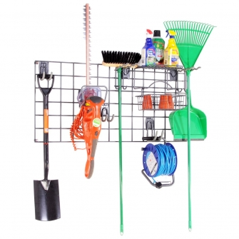 Garden Wire Mesh Rack Kit