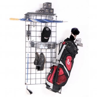 Golf Wire Mesh Rack Kit