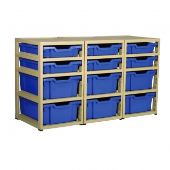 Gratnells Combination Storage Unit
