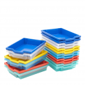 Gratnells Mega Deal Shallow Tray Packs