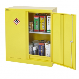 Hazardous Substance Storage Cabinets 900mm High