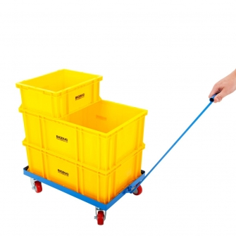 Heavy Duty Dolly With Pull Handle
