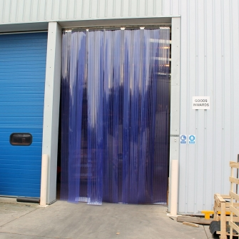 Heavy Duty PVC Strip Curtains