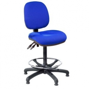 High Operators Chair Medium Back