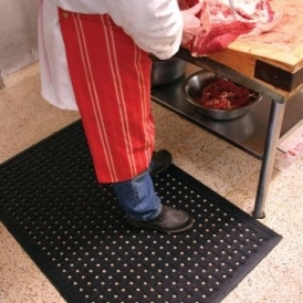 Hygienic And Catering Anti-Fatigue Mat
