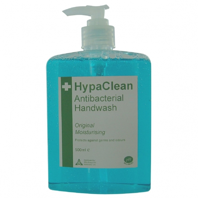 Hypaclean Anti Bacterial Hand Wash