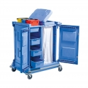 Janitorial Cupboard Trolleys