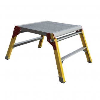 Low Level Work Platforms Fibreglass