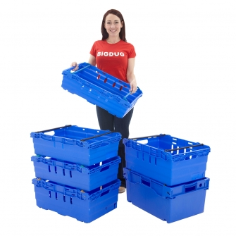 Maxinest Bale Arm Containers