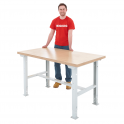 Medium Duty Adjustable Workbenches