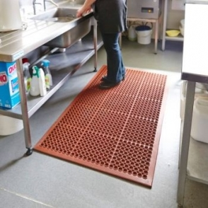 Nitrile Rubber Oil Resistant Non-Slip Anti-Fatigue Mat