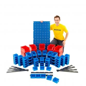 Plastic Bin Kit Mega Deal 1