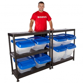 Plastic Storage Kits