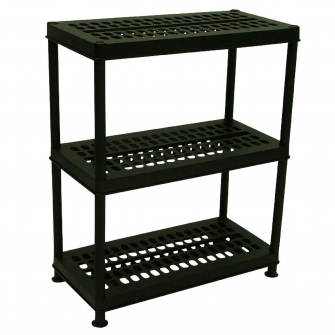 Plastic Ventilated Shelving