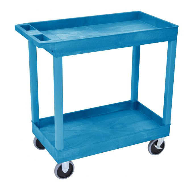 Plastic Workshop Trolleys