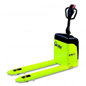 Pramac CX Series Electric Pallet Trucks