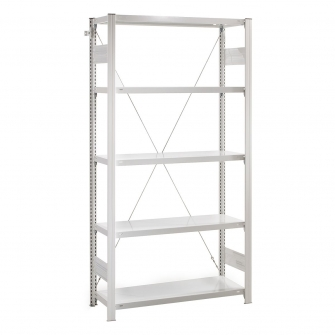 PremKraft Anti Bacterial Shelving Unit 2000mm High