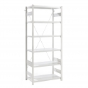 PremKraft Anti Bacterial Shelving Unit 2500mm High