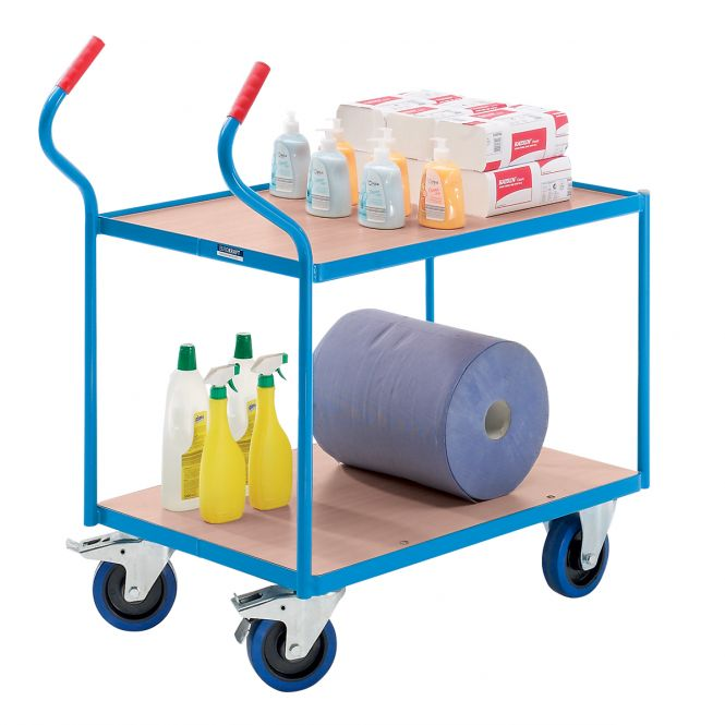 PremKraft Industrial Table Trolleys