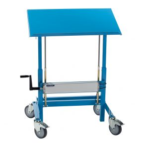 PremKraft Mobile Tilting Lift Tables