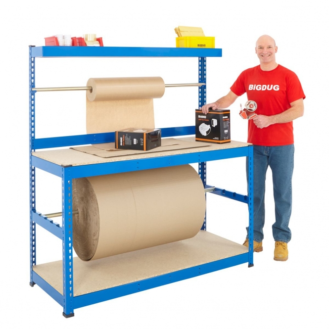 Big800 Blue Packing Stations Pick Amp Pack Sorted From