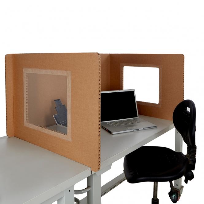 Budget Pop Up Desk Divider Partition, Office Desk Divider Screens