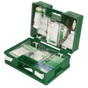 British Standard Workplace First Aid Kits