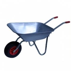 Garden And Light Duty Metal Wheelbarrow 50 Litre