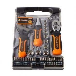 Orange Stubby Multi Tool Set 40pcs