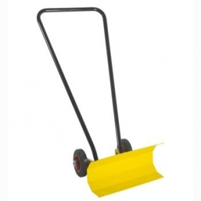 Push Along Snow Plough Medium