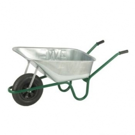 Professional Galvanised Wheelbarrow 120 Litre
