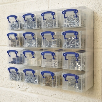 Really Useful 0.3 Litre X 16 Organiser Set