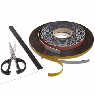 Self Adehesive Magnetic Strips