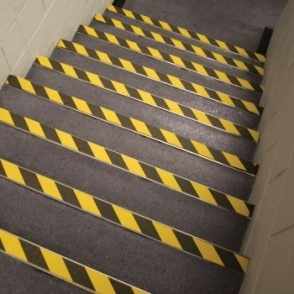 Self Adhesive Non-slip Hazard Tape