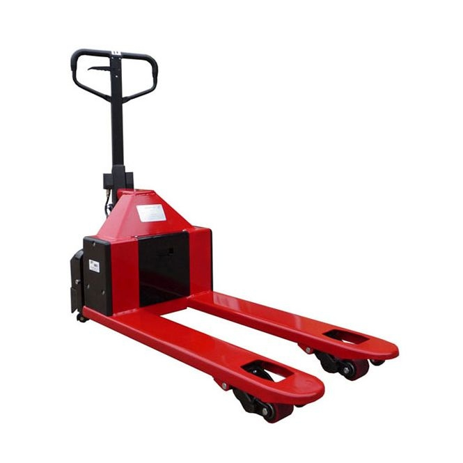 Semi Electric Pallet Trucks