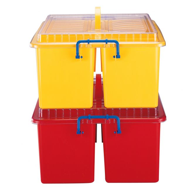 Set Of 3 Classroom Containers