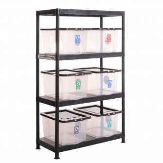Shelving Recycling Kits